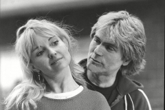 CRRYB5 Adam Faith And Jacqueline Dee Anderson Who Star